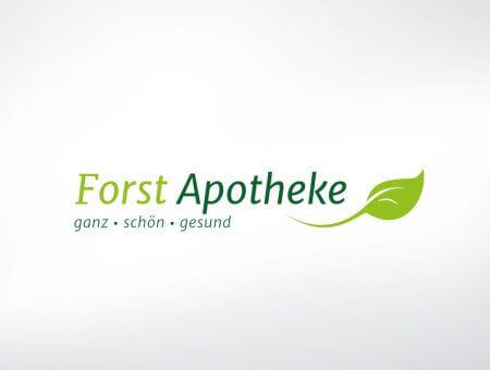 Logo Forst Apotheke