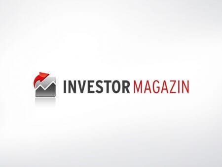 Logo Investor Magazin